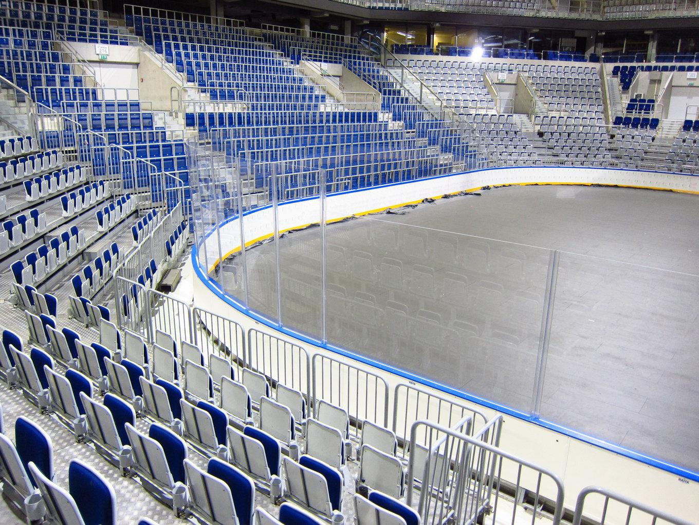 Parken Sap Arena Mannheim